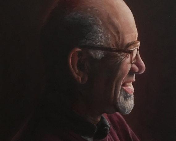 'Dudley' portrait
